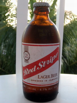 Riu Montego Bay Beer Red Stripe
