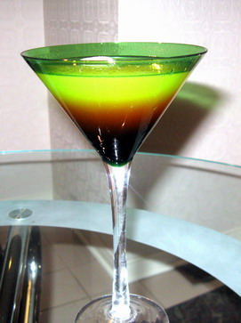 Riu Mohtego Bay Martini Cocktail